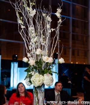 Indian-wedding-floral-decor-tall-vase
