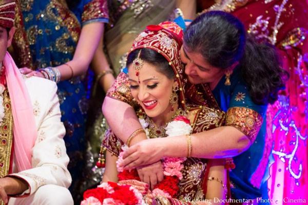 Indian-wedding-ceremony-bride-family-customs