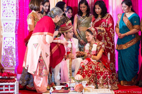 Indian-wedding-ceremony-bride-groom-customs-family