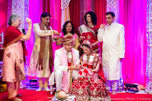Indian-wedding-ceremony-bride-groom-family-customs