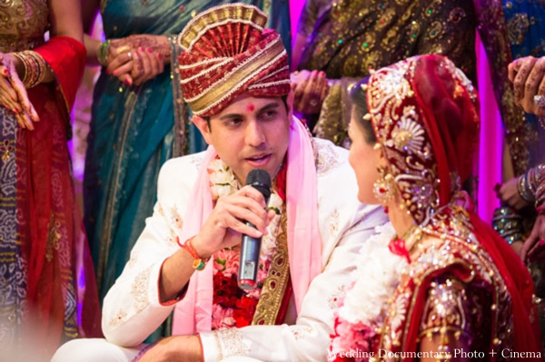 Indian-wedding-ceremony-bride-groom-family