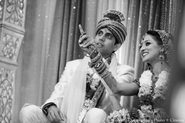 Indian-wedding-ceremony-customs-bride-groom-black-white