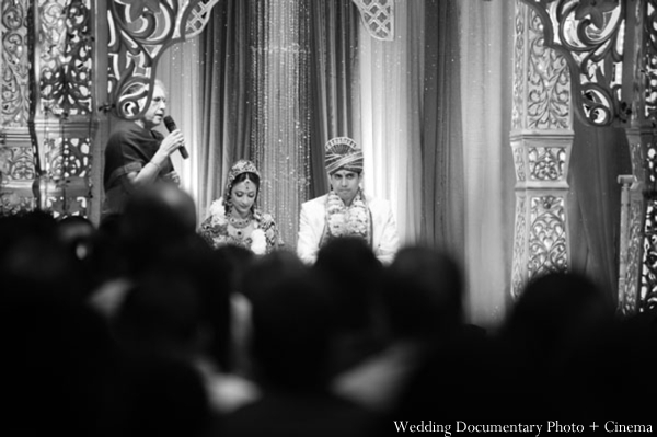 Indian-wedding-ceremony-groom-bride-black-white-customs