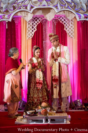 Indian-wedding-ceremony-lighting-customs-bride-groom