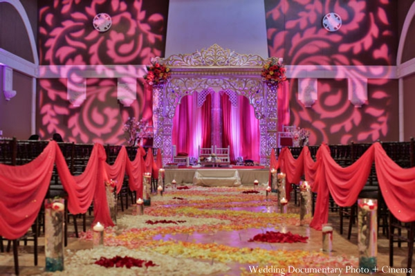 Indian-wedding-ceremony-mandap-lighting-inspiration
