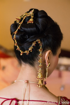 Indian-wedding-getting-ready-bride-hair