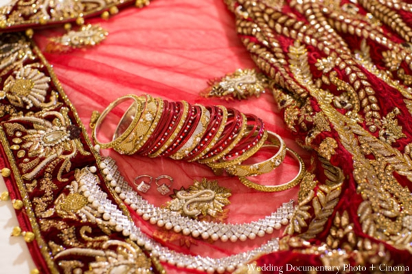 Indian-wedding-getting-ready-jewelry-lengha