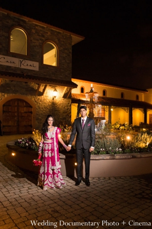 Indian-wedding-portrait-bride-groom-venue