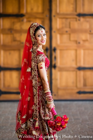 Indian-wedding-portrait-bride-venue