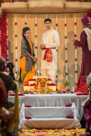 Indian wedding ceremony bride groom customs