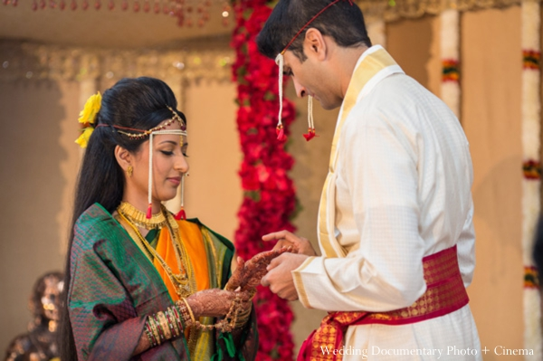 Indian wedding ceremony bride groom rituals