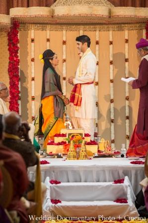 Indian wedding ceremony groom bride customs