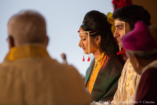Indian wedding ceremony groom bride inspiration