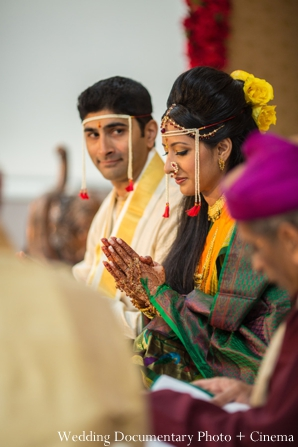 Indian wedding customs ceremony details bride groom