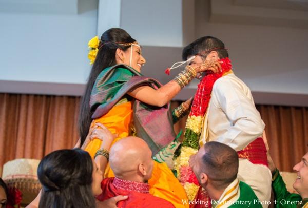 Indian wedding rituals family bride groom