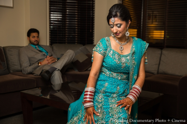 Indian wedding portrait reception traditional in Concord, California Indian Wedding by Wedding Documentary Photo + Cinema
