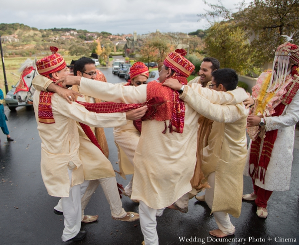 Baraat,Wedding Documentary Photo + Cinema,indian wedding baraat,traditional baraat,sherwanis,traditional groom celebration,dancing and celebration for groom