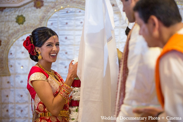 Indian wedding bride ceremony hindu in Pleasanton, California Indian Wedding by Wedding Documentary Photo + Cinema