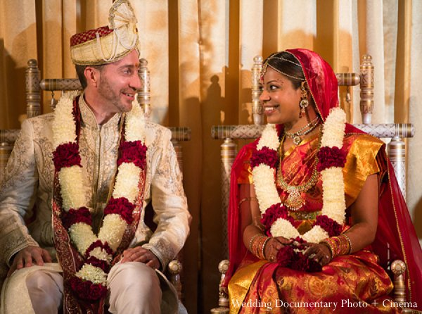 Indian wedding bride groom ceremony in Pleasanton, CA Indian Wedding by Wedding Documentary Photo + Cinema