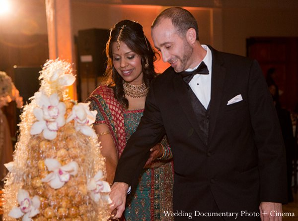 Indian wedding cake dessert in Pleasanton, CA Indian Wedding by Wedding Documentary Photo + Cinema