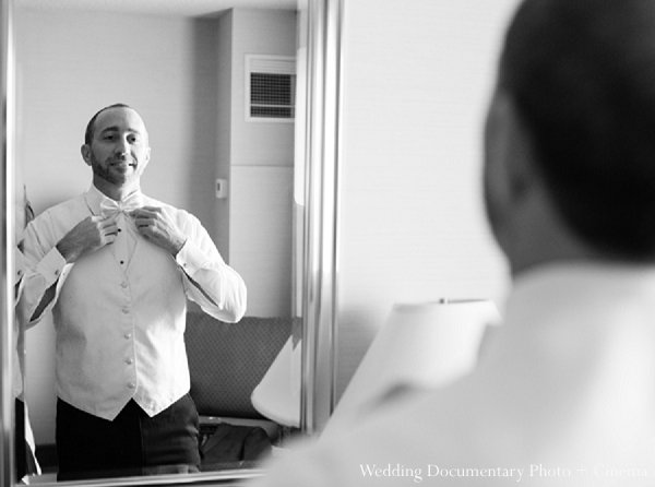 Indian wedding groom getting ready in Pleasanton, CA Indian Wedding by Wedding Documentary Photo + Cinema