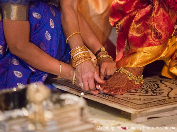 Indian wedding traditions ceremony in Pleasanton, CA Indian Wedding by Wedding Documentary Photo + Cinema