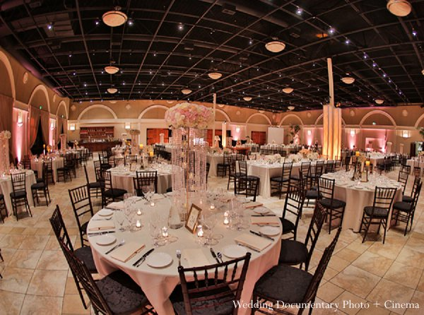 Indian wedding venue design in Pleasanton, CA Indian Wedding by Wedding Documentary Photo + Cinema