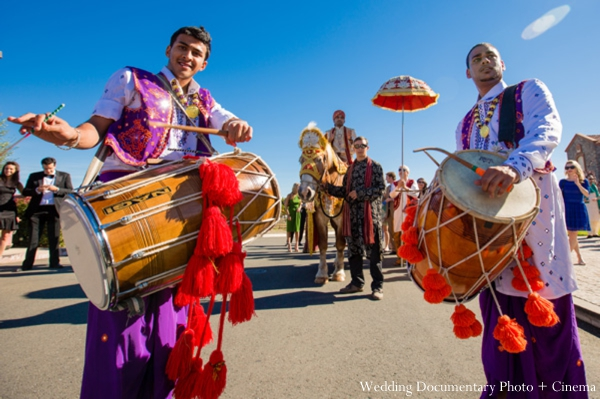 Indian-wedding-baraat-street-celebration-tradtional