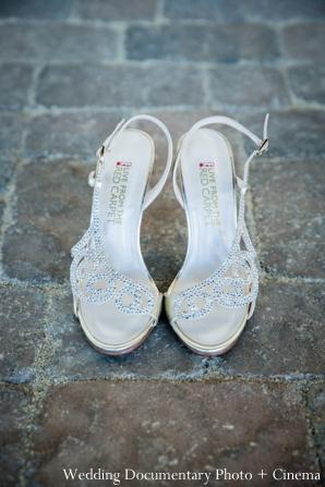 Indian-wedding-bridal-rhinestone-silver-shoes