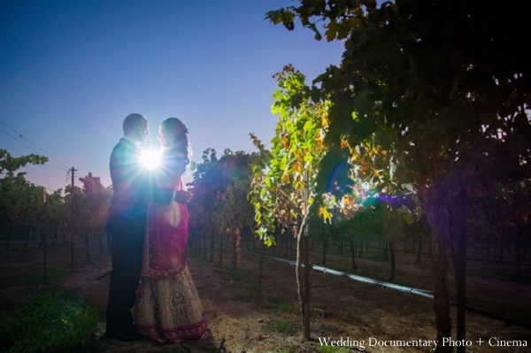 Indian-wedding-bride-groom-winery-portrait