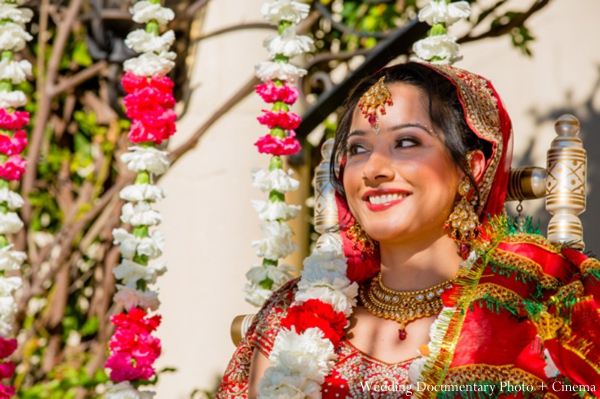 Indian-wedding-bride-maharani-red-lengha