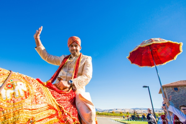 Indian-wedding-groom-baraat
