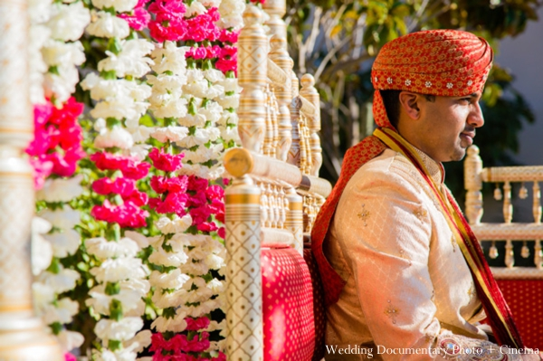 Indian-wedding-groom-mandap-ceremony