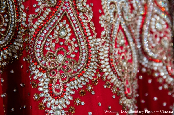Indian-wedding-lengha-red-tradtional