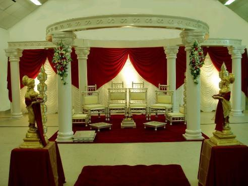Six-Pillar-Mandap