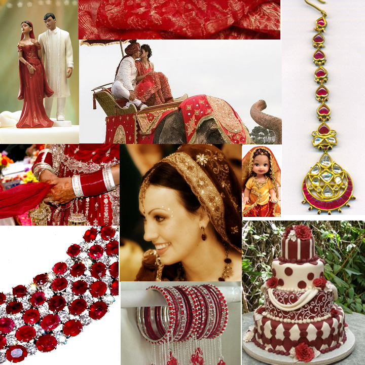 Wedding Ideas And Inspirations: Indian Wedding Ideas : Inspiration Boards, VIIII