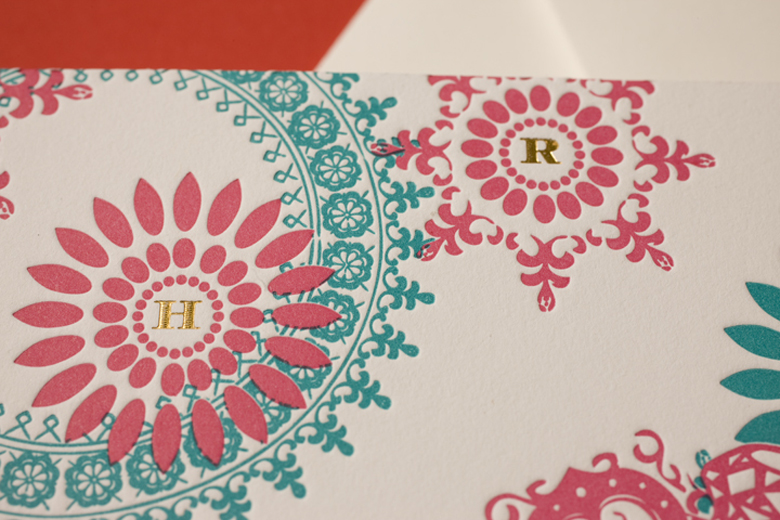 Indian Wedding Invitations By Cheree Berry