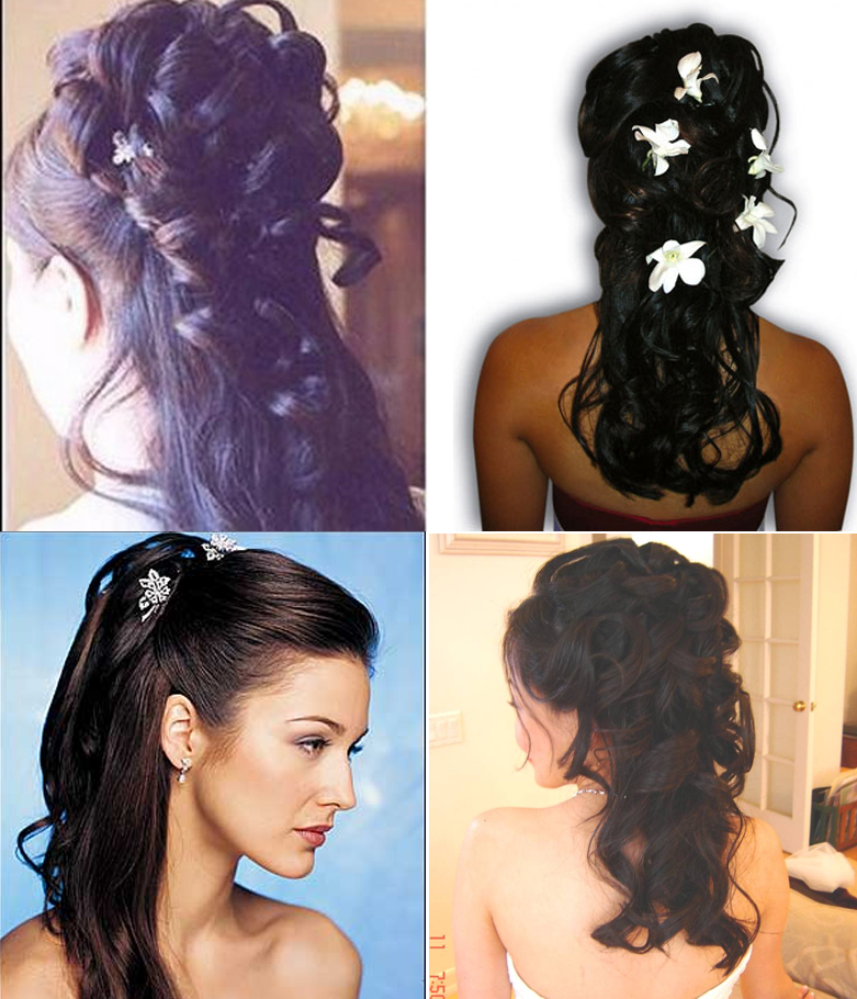 Swell Hairstyles For Indian Brides Maharani Weddings Hairstyles For Men Maxibearus
