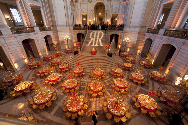San Franciso S City Hall Is One Of My Favorite Locations For A Wedding Because The Bride And Groom Can Elect To Do Their First Dance On It Stage Like