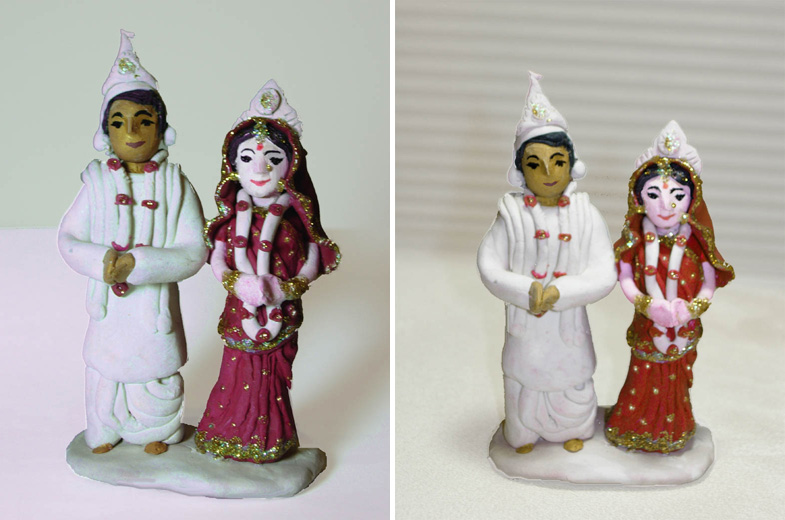 wedding cake indian toppers indian wedding cake topper maharani weddings 22974