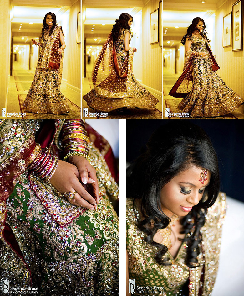 Indian bridal lengha, 2 copy
