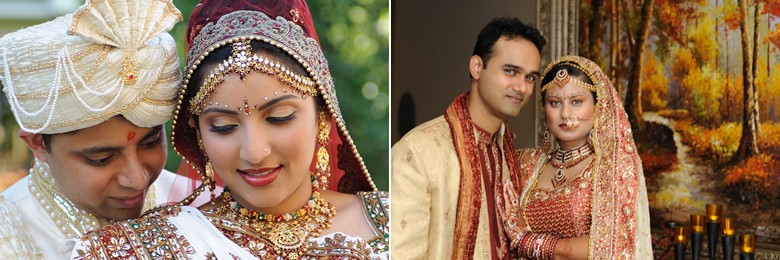 Indian weddin blog, american copy