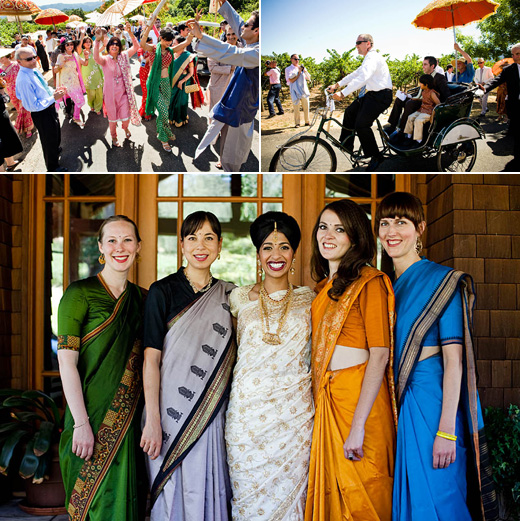 Indian wedding blog, bridesmaids copy