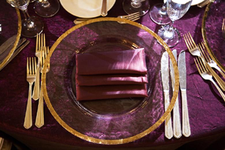Indian wedding blog, table 2