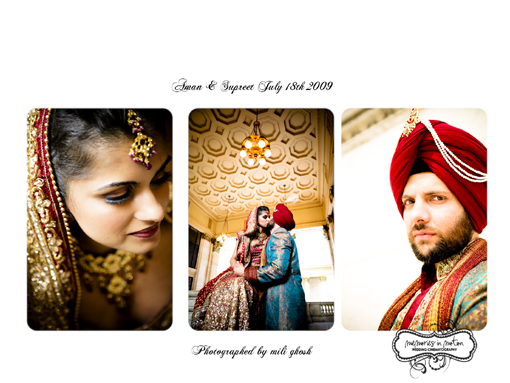 Indian wedding blog, memo in motion