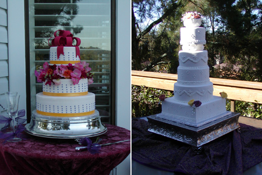 Indian wedding blog, modern indian wedding cake 2 copy