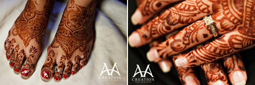 Indian wedding blog, mehdni copy