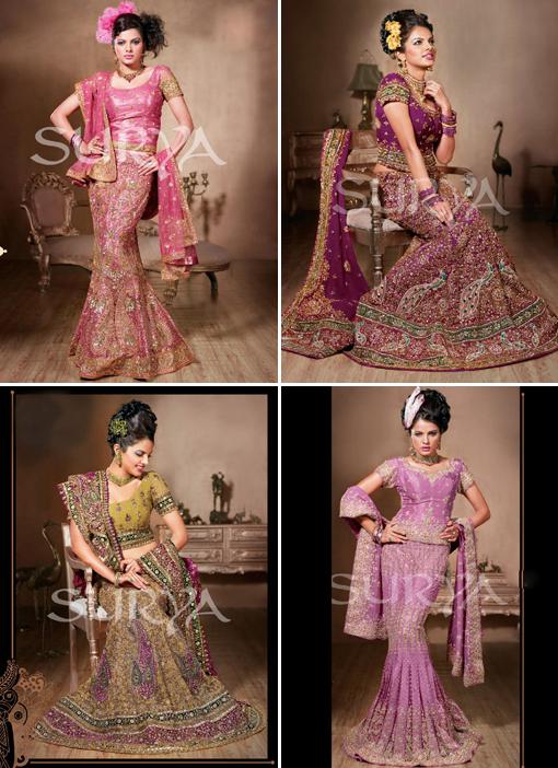 Indian wedding blog, bridal lenghas 1 copy