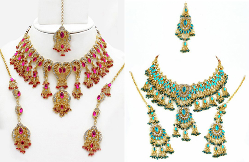 Indian wedding blogs, bridal lengha copy
