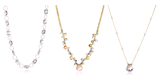 Indian wedding blog, bridesmaid necklaces copy